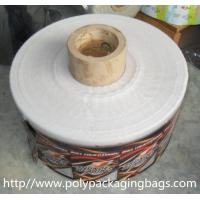 Moisture Proof Biscuit / Sugar Printed Plastic Film Rolls Laminated Food Packaging Manufactures