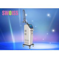 Co2 Laser Vaginal Tightening Machine With Rf 7 Joints Arm Light Guiding System Manufactures