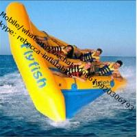 water sled banana boat inflatable fly fishing boat inflatable water sport Manufactures
