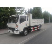 Buy cheap City Use Flexible Light Truck Heavy Duty Dump Truck 4×2 Construction Use from wholesalers