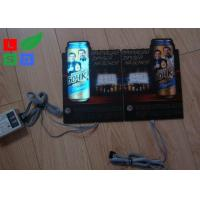 Desktop Electroluminescent Display Panel 360 Degree Flexible With DC 12V Transformer Manufactures