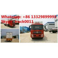 Quality 2017s customized dongfeng 4*2 RHD 50,000 day old chicks transported truck for for sale