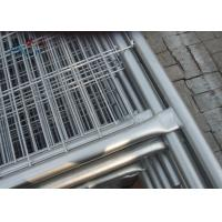 Steel Galvanized Temporary Fencing Removable Construction Welded Wire Mesh Fence Manufactures