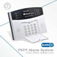 Wireless Pstn Call Sms Voice Home Security Alarm System Autodial Manufactures