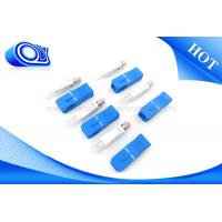 China IEC 60794-2-10/11 Fiber Optic Patch Cord Cable Outdoor / Indoor SC UPC Connectors on sale