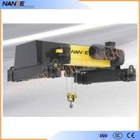 Low Headroom Electric Wire Rope Hoist / Single Girder Hoist / Double Girder Hoist Manufactures