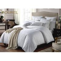 China Cotton Hotel Style Duvet Cover Set Easy To Clean T/C 30/70 22.5X22.5/64X61 on sale