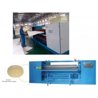 PLC Control CNC Foam Cutting Machine For EVA / PU Foam , Oscillating Blade Cutter Manufactures