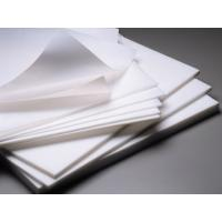 Valve PTFE Teflon Sheet / PTFE Sheet High Density 2.1 - 2.3 g/cm³ Manufactures