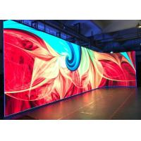 P3 P4 High Definition Full Color Indoor Led Display Rbg , HD Led Signs Kinglight / Nationstar Manufactures