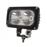 30W / 6000K Cree LED Driving Lights 3000lm Flood Spot Beam Led Off Road Lights Manufactures