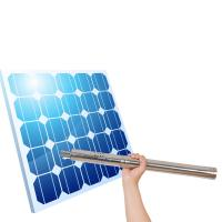 China Stainless steel screw pump stainless steel screw pump factory price Solar Panel  screw solar water pump for garden on sale