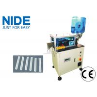 Induction motor stator wedge forming and cutting machine Double heads Manufactures