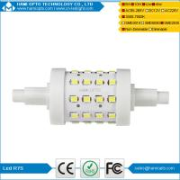 5W led r7s light 100-240V 2835SMD led r7s lamp 360 degrees LED R7S CE ROHS Manufactures