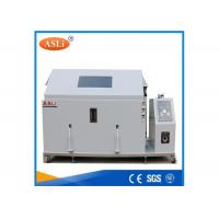 PID Controlled Lab Test Equipment , Salt Spray Test Chamber Manufactures