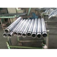 40Cr, 42CrMo4 Hollow Metal Rod, Hard Chrome Quenched / Tempered Rod For Hydraulic Cylinder Manufactures