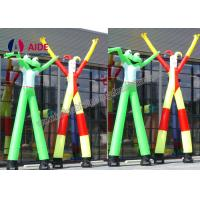 Double Legs Inflatable Air Dancer Advertising Waving Funny Inflatable Air Man Manufactures