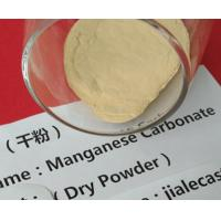 Chemical Raw Materials Manganese 4 Carbonate Soluble In Dilute Acids Manufactures