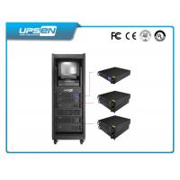 110V / 120Vac  Rack Mounted Ups Systems With Long Runtime 1Kva - 10Kva Manufactures
