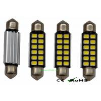 39mm 12SMD 5630 Pure White Canbus Error Festoon Car LED Dome Light Bulb Manufactures