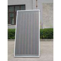 No Leakage Flat Plate Solar Collector Tempered Woven / Low Iron Tempered Woven Glass Material Manufactures