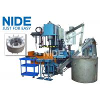 Auto Four Working Station Armature Casting Machine For Aluminum Rotor Die Casting Manufactures