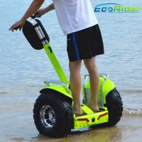 Waterproof 2 Wheel Electric Scooter Outdoor 110mm Height CE Approval Manufactures