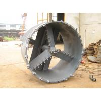 Drilling Augers Buckets Foundation Drilling Tools Three Wing Core Barrel for Rock Drilling Equipment