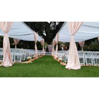 pipe and drape alternatives wedding decoration centerpiece cheap wedding tents decoration pipe and drape wedding decorat Manufactures