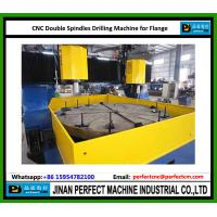 Buy cheap CNC Drilling Machine for Flange China Top Advanced Structure CNC Drilling Machine from wholesalers