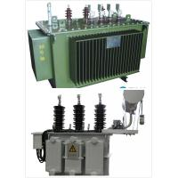 China Eco Friendly Oil Immersed Transformer 6.6 KV - 50 KVA Oil Type Transformer on sale