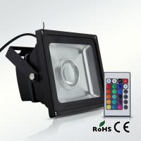DMX control RGB COB 50W led floodlight Manufactures