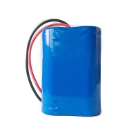 Custom Sanyo 7.4V 1600mAh 18650 Lithium Battery Pack Manufactures