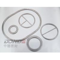 Buy cheap Reinforced expanded graphite gasket from wholesalers