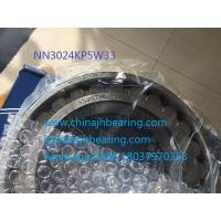 China NN3024KP5W33 cylindrical roller bearing in stocks,180x120x46mm for lathes machining centers use on sale