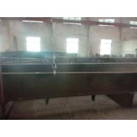 Prefabricated Workshop Steel Structure With Hot - Rolled Steel Profiles Processing Manufactures