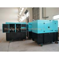 Quality Low noise 200 KW Perkins Silent Diesel Generator Set 6 Cylinder Water Cooled Low for sale