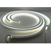 IP68 LED Flexible Strip Lights 8W 800LM 4000K 80Ra SMD3528 160 Degree Beam Angle Manufactures