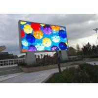 Outdoor led video billboard & Wall P10.88 Outdoor Led Display with High Resolution and Ultra High Brightness Manufactures