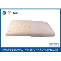 Comfort Traditional Health Care Open-Cell Latex Foam Pillow With Soft Cover Manufactures