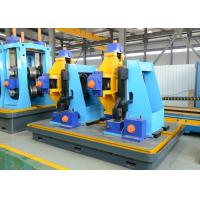 China Advance High precision/efficiency/intelligent Industrial Square Pipe Making Machine / Steel Pipe Forming Machine on sale