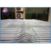 High Security Hot Dipped Galvanized Welded Wire Fence Panels For Boundary Wall Manufactures