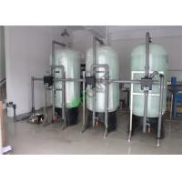 China Single Reverse Osmosis Water Purification Equipment , 5 TPH Water Purifying Plant on sale