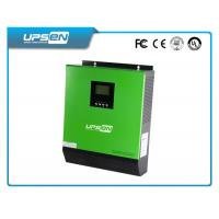 Quality High Frequency Inverter Solar Controller All In One With Pure Sinewave for sale