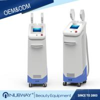 China SHR +IPL +RF Elight laser hair removal machine home use on sale