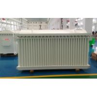Mobile Substation Dry Type Power Transformer 1250KVA Low Noise Manufactures