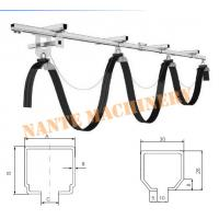 Steel Factory Workshop Festoon Cable System For Overhead Crane Cable Roller Manufactures