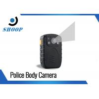 Security Guard Body Camera Recorder DVR Black Police Pocket Camera Manufactures