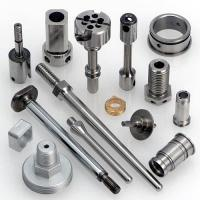 CNC Turning Processing Machine Parts Precious Metal Surface Polishing Manufactures