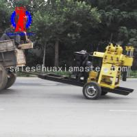 Supply Truck mount hydraulic core drilling rig /200m depth water well borehole drill machine for price Manufactures